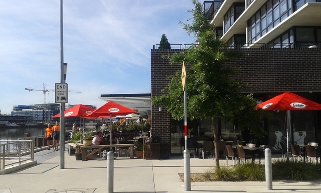 the merchant, kingston foreshore, canberra, kingston, ACT, breakfast, lunch, coffee,
