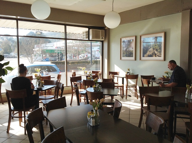 The Roses Cafe, Mittagong