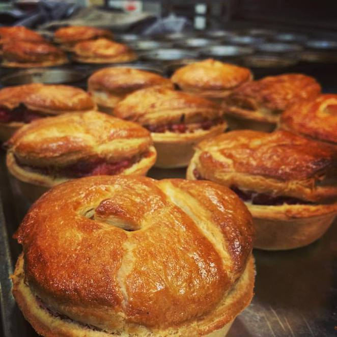 three mills bakery, majura park, pies, bread, pastries, ACT, cafe, takeaway,