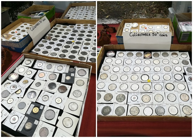 tomaree markets, tomaree community markets, NSW, nelson bay, port stephens, best markets in nelson bay, coin collecting, coin sellers, uncirculated coins, NSW,