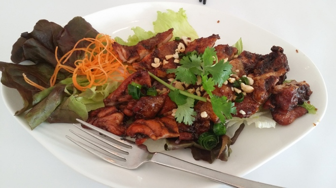 Viet L'amour, Five Spiced Grilled Chicken, Adelaide