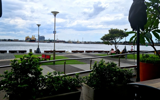 Views, waterfront, Newcastle, al fresco, lunch, food, drink, specials, casual