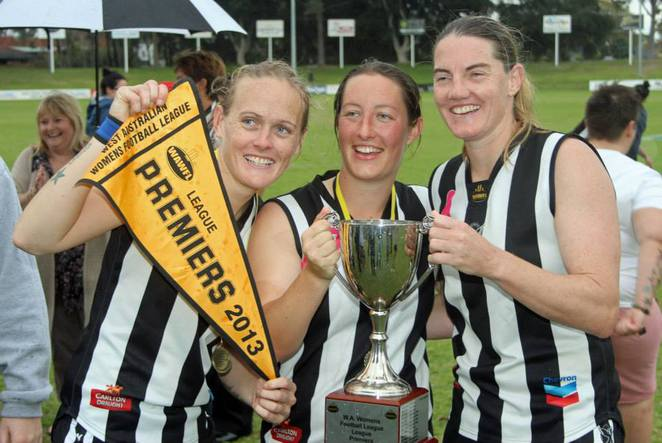 WA Women's Football League