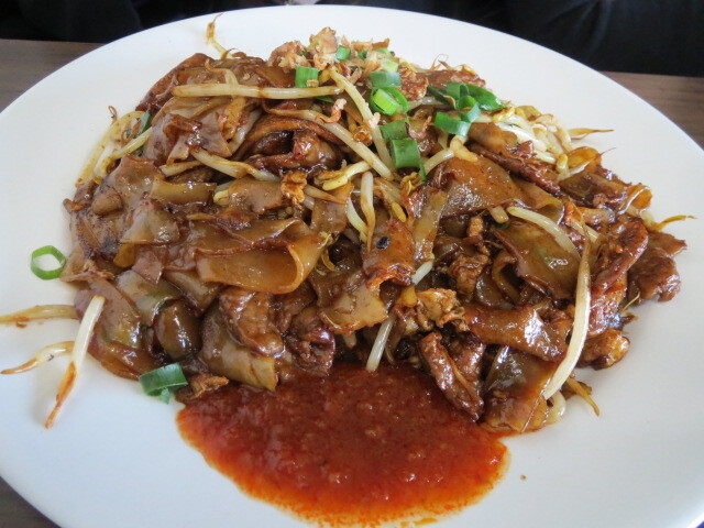 Warong, Findon, Fried Koay Teow, Adelaide