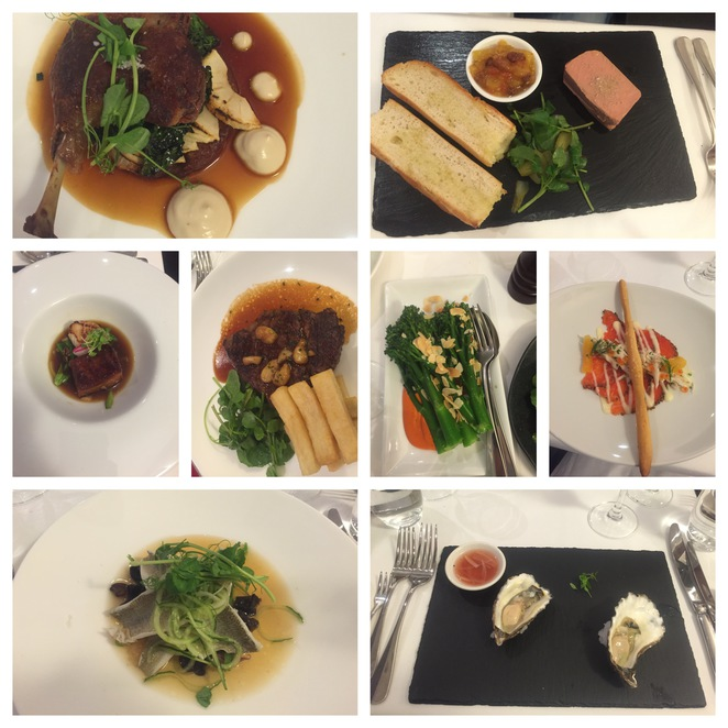 William Blue Dining, hospitality, dining at the rocks, cheap, students