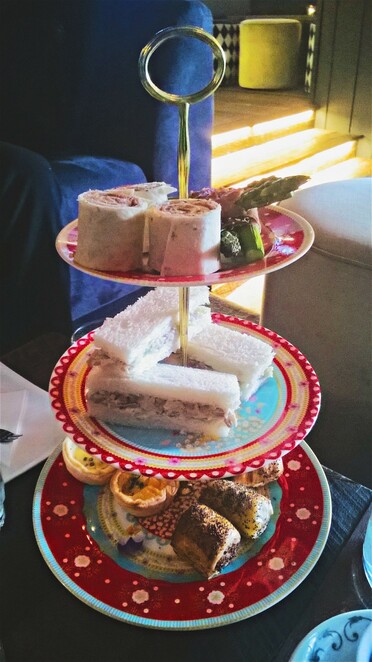 Afternoon teas for mother's day