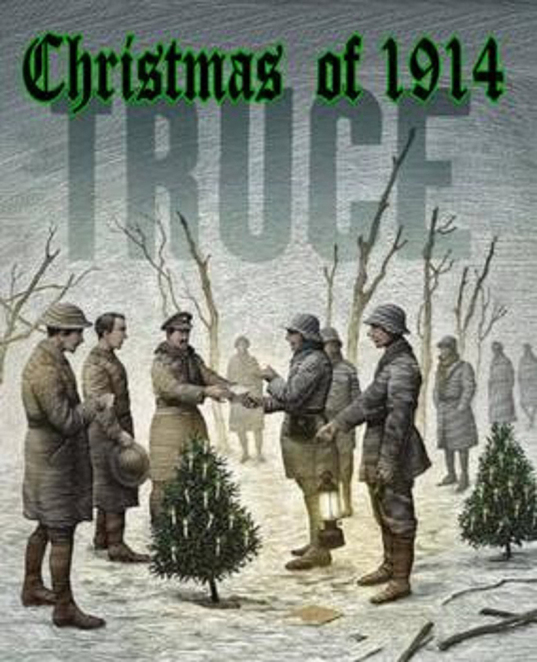 ANZAC Cottage the Christmas Truce of 1914 WW1