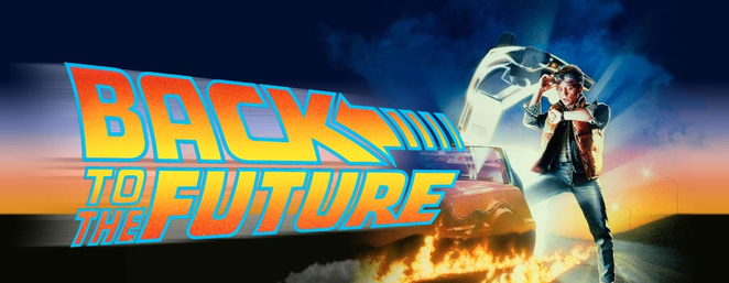 back to the future party in Adelaide