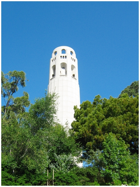 Best Places to visit in San Francisco, San Francisco bay area, Coit Tower