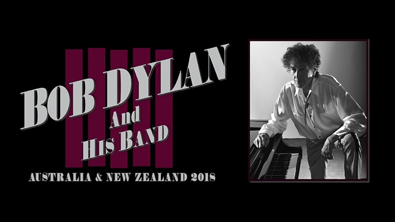Image result for bob dylan 2018 australia