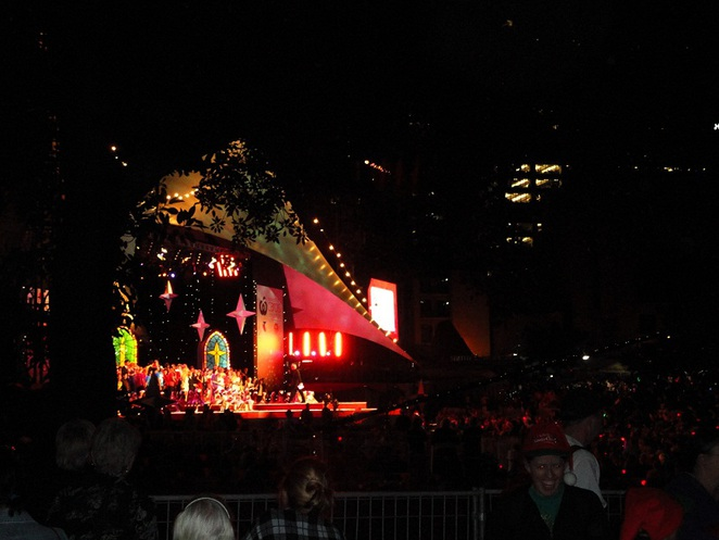 carols in the domain sydney