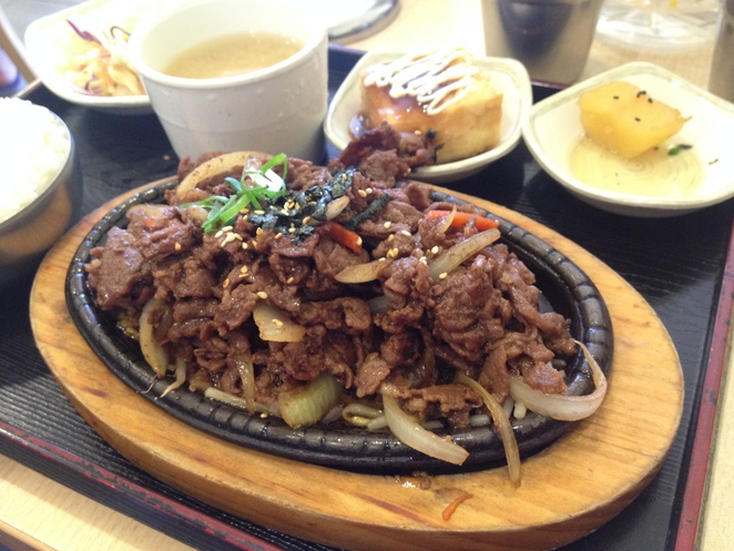 chadstone, let's bab, korean food, korean restaurant, melbourne,
