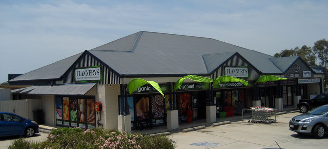 Flannery's Organic Shop in Chermside