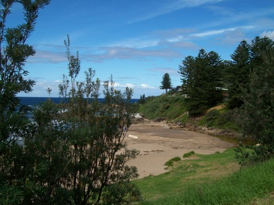 Coalcliff Beach, Wollongong Beach