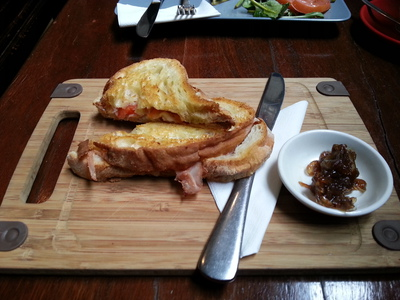 Coffee Branch Toasted Sandwich