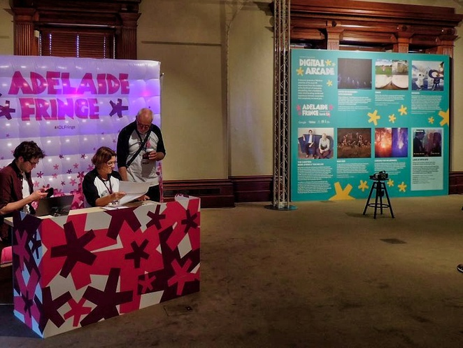 digital arcade, virtual reality, vr, institute building, state library, free things to do, adelaide fringe, fringe festival, love at fifth site, state library sa