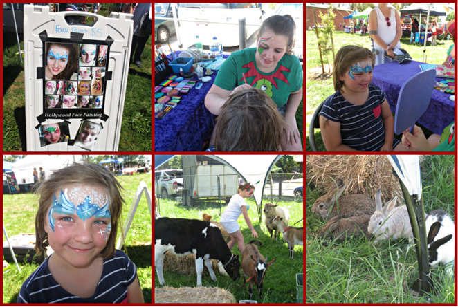 d.j's market, petting zoo, summer special, oakgrove community centre, family fun event, market, ken & cranky clyde, treasure hunt