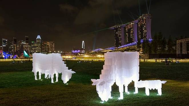 Free, Festival, Waterfront, Recycle, Singapore, Artists, Entertainment, Food