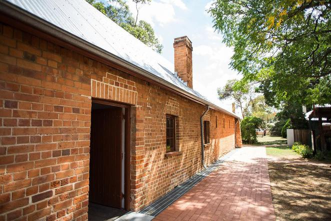 Guildford Historical Society, colonial gaol, Celia Miller