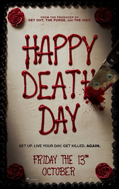 happy death day, film review, movie review, cinema, village cinemas, movie buff, night life, entertainment, performing arts, community event, actors, village cinemas, jam factory