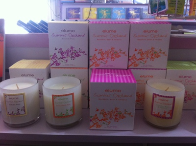 Elume - Summer Orchard candles