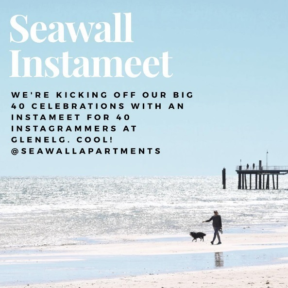 instameet seawall apartments glenelg instagram food wine sunset photography