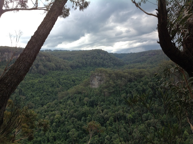 Kangaroo Valley, Hindmarsh Lookout, Morton National Park
