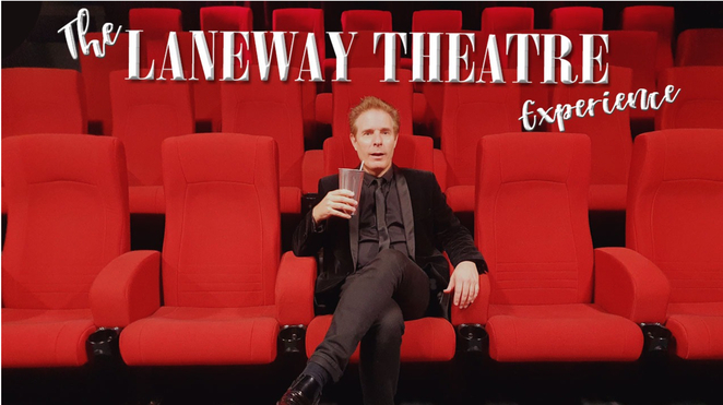 The Laneway Theatre experience
