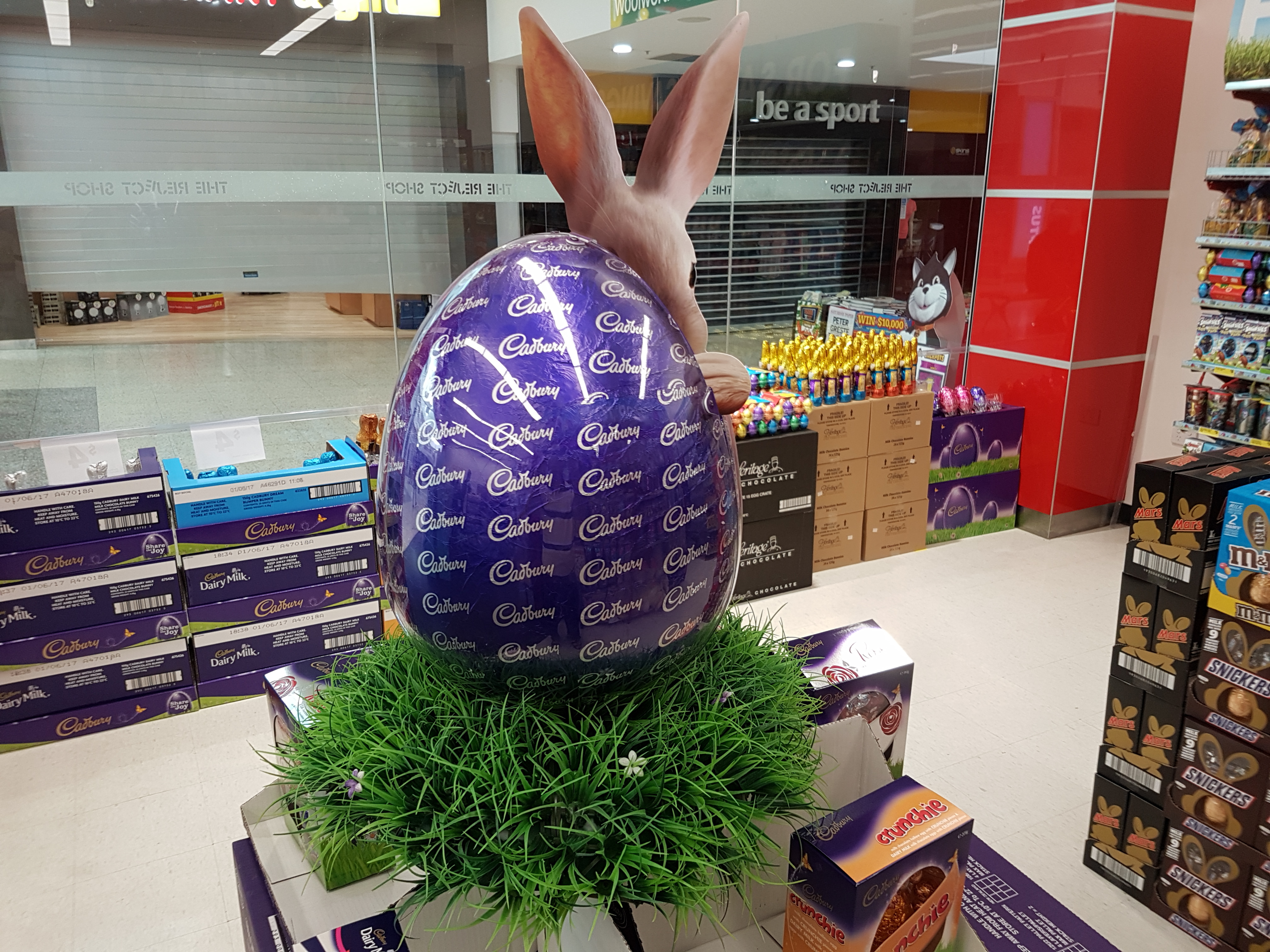 Easter egg hunt at northpark shopping centre adelaide large image negle Image collections