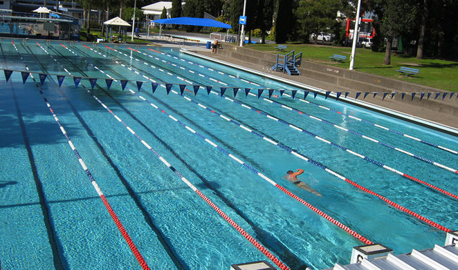 Olympic Pools Sydney Caringbah