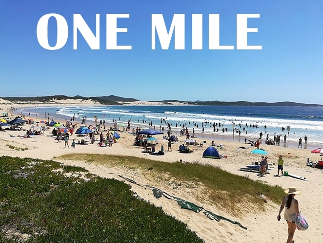 one mile beach, popular beaches, surf beaches, port stephens, NSW, flags, lie savers, swimming, kids, school holidays, families,