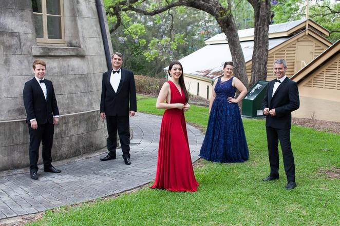 Opera in the Caves Sydney 2018