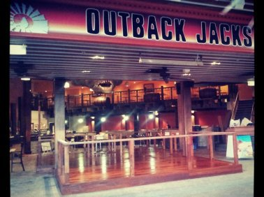 BIRTHDAY CLUB. G'Day mate! Welcome to Outback Jacks and thanks for visiting our exclusive birthday club, Good On Ya Mate! By simply signing up to our exclusive birthday club you will receive 3 FREE* meals in a year How good is that!