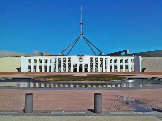 parlaiment house, canberra, top things to do, ACT, museums, tourism, tours, parliament, new parliament house,