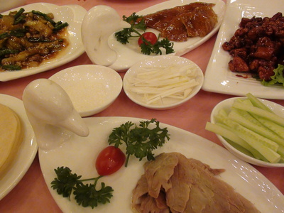 Peking Duck,Beijing,Eating,Restaurants,Ghost Street