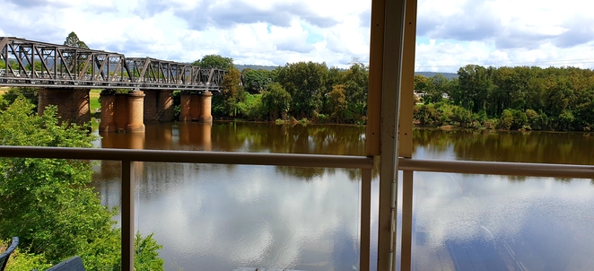 Penrith, Nepean River, views, lunch, family, club, food, drinks