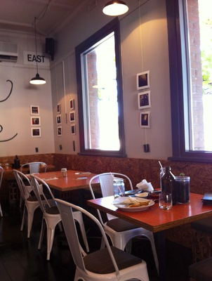 plant13 Cafe Bowden Park Terrace American Diner Clipsal industrial site history