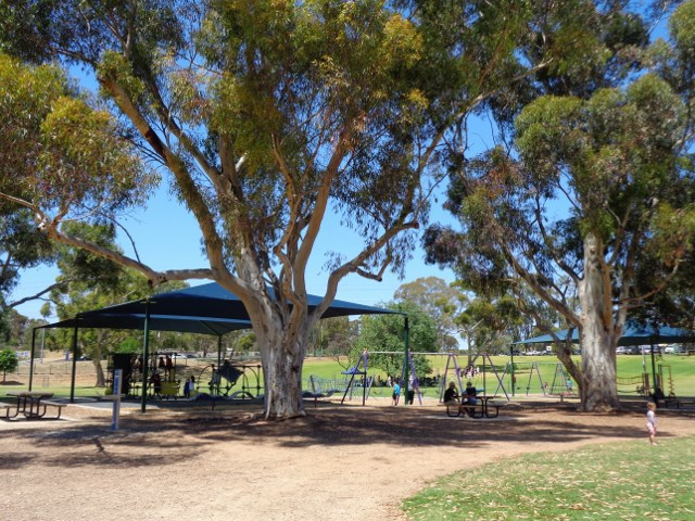 Playgrounds, northern suburbs, Adelaide