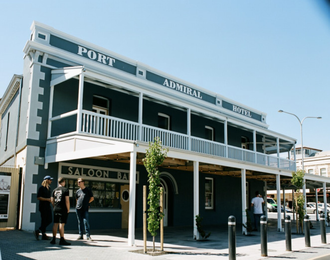 Port Admiral Hotel, Meals, Port Adelaide, Family friendly