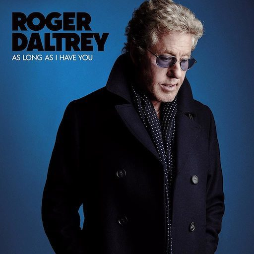 Roger Daltrey, As Long As I Have You, cover, album