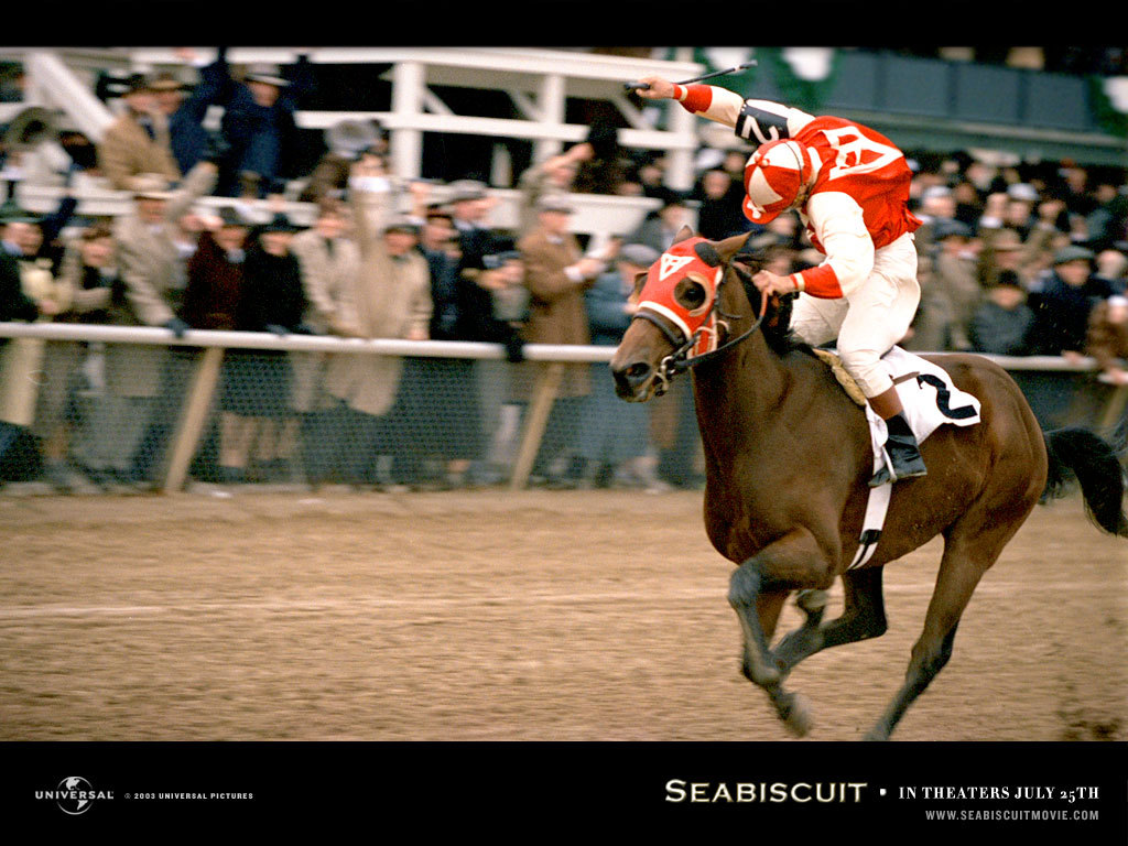 Seabiscuit Film Review Everywhere