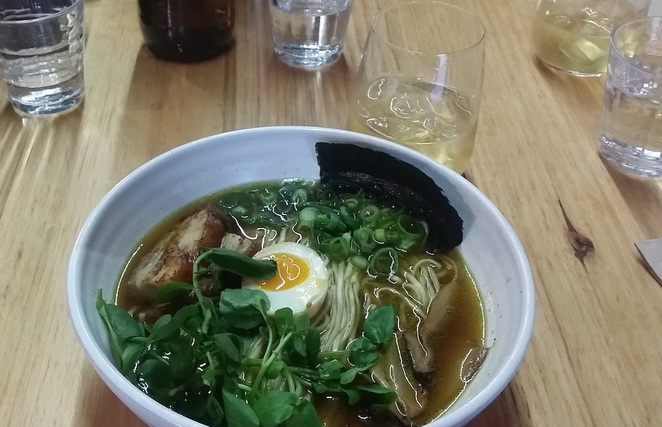 Shop Ramen, Smith St