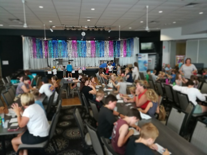 soldiers point bowling club, litte wings bingo, clubs, nelson bay, port stephens, NSW, kids, indoor, rainy day, school holidays,