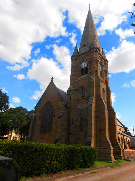 St Mary's Anglican Church in Maitland