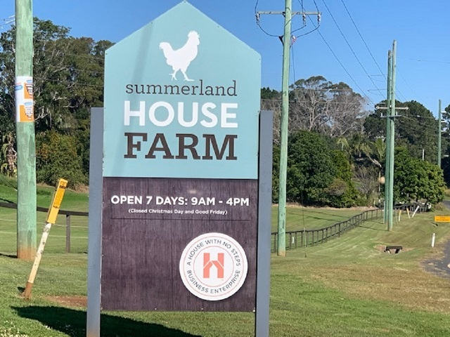 Summerland House Farm House With No Steps, Alstonville northern rivers NSW