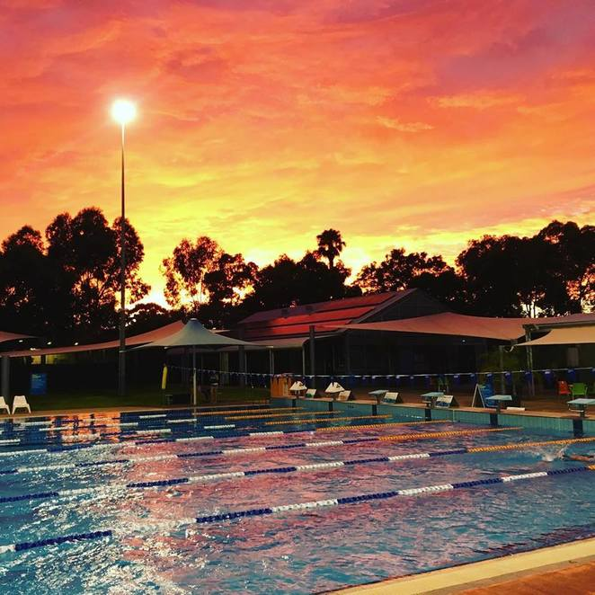 Swimming Lessons For Adults At Unley Swimming Centre Adelaide