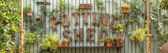 the grounds of alexandria, the potting shed, best brunch places in sydney