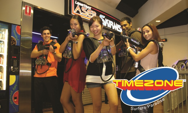 timezone gold coast
