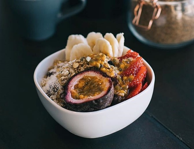 toasted, braddon, lonsdale street, acai bowl, breakfast, bowls, best acai bowls in canberra,