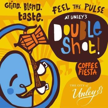 unley coffee fiesta, double shot, adelaide fringe, unley, free event